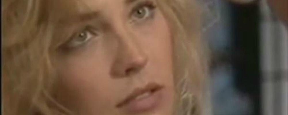 Sharon Stone pubblica il provino per Basic Instinct
