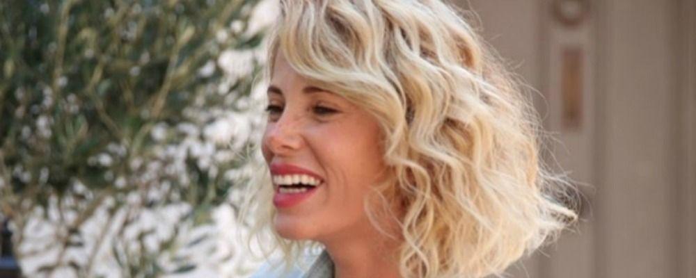 Alessia Marcuzzi, nella foto a 16 anni è uguale alla figlia Mia