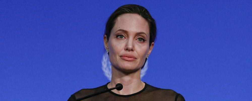 Angelina Jolie: 'Posso riconciliarmi con Brad Pitt se ha imparato la lezione'