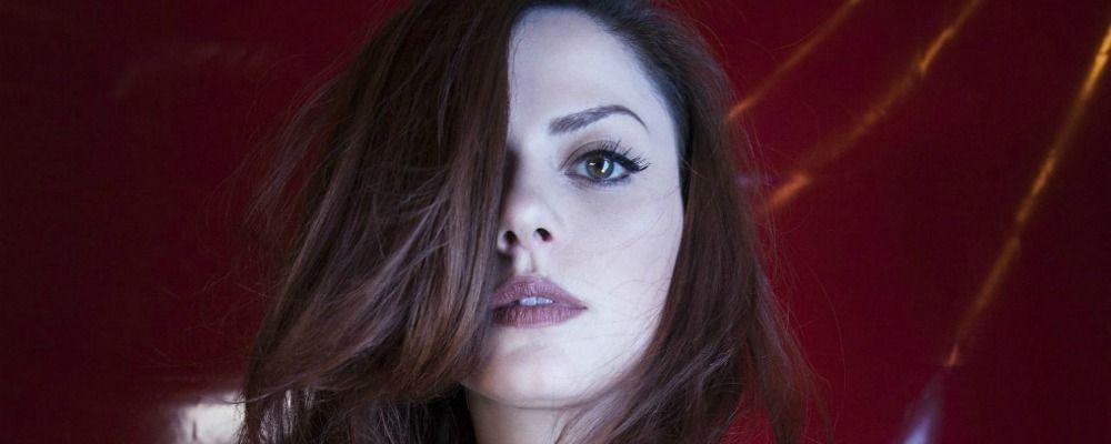 Annalisa Scarrone al lavoro sul sesto album di inediti