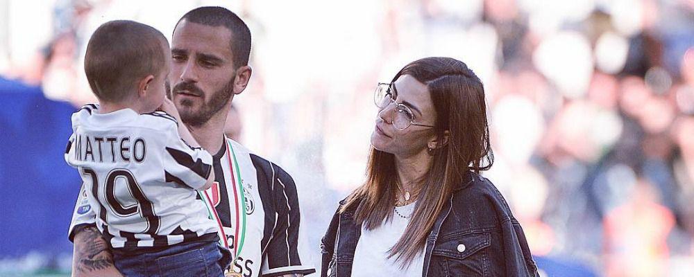 Leonardo Bonucci: 'Per mio figlio Matteo avevo anche pensato di lasciare il calcio'