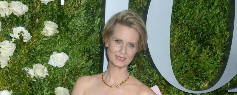 Cynthia Nixon, da Sex and the City a governatore di New York