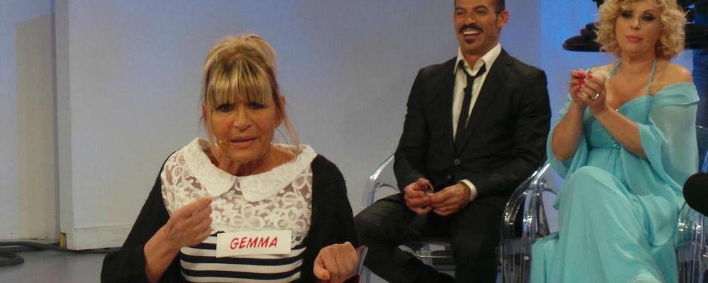Uomini e donne, Gemma Galgani (di nuovo) single: è finita con Marco Firpo