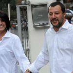 Matteo Salvini risponde a Elisa Isoardi: 'Nei miei telefoni mai niente di compromettente'