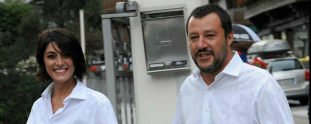 Elisa Isoardi: 'La foto con Matteo Salvini? È la migliore che ha'