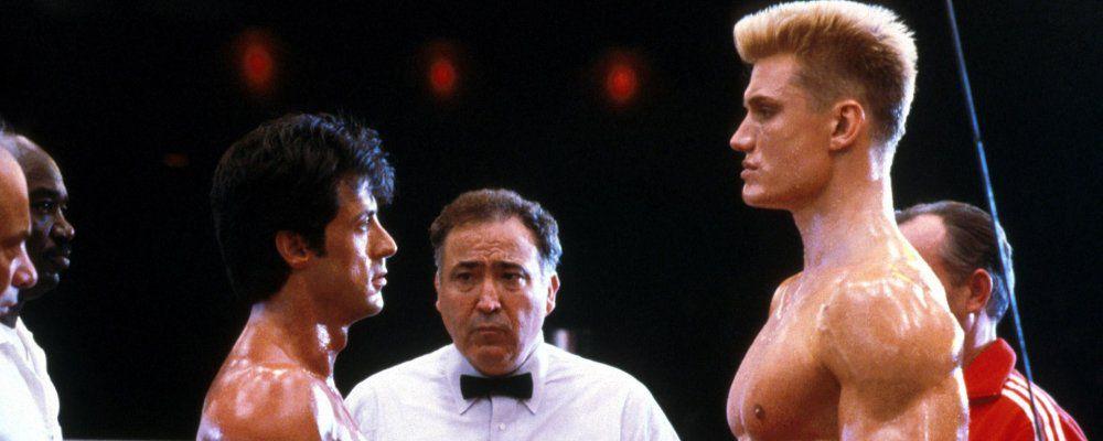 Sylvester Stallone ancora Rocky Balboa in Creed 2 ritrova Ivan Drago