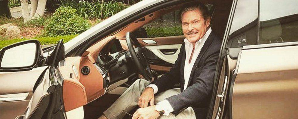 Supercar, David Hasselhoff pronto a tornare in pista