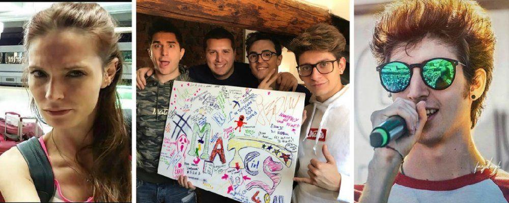 Social Dream, gli Youtuber Favij, I Mates e LaSabriGamer in