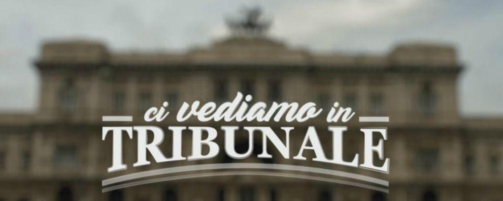 Ci vediamo in tribunale, al via il nuovo scripted reality di Rai2