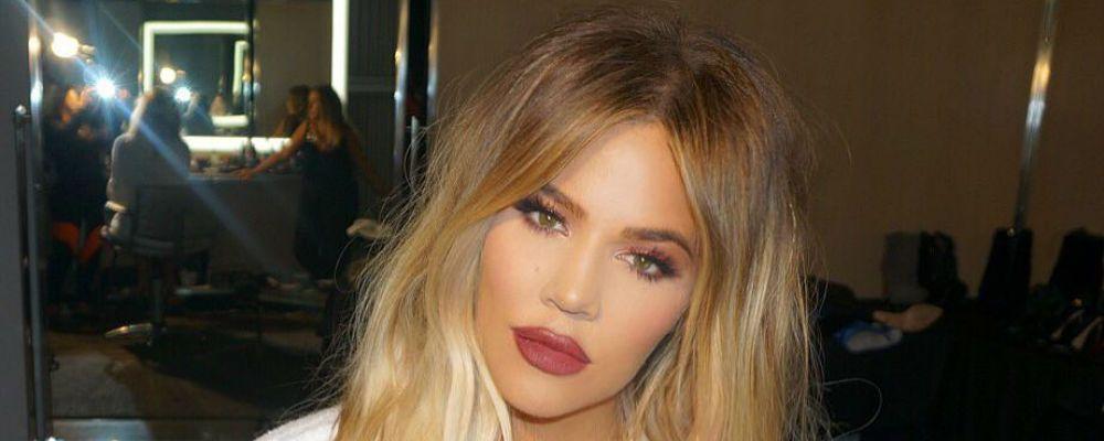 Khloe Kardashian, la sorella di Kim aspetta un figlio