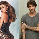 Belen Rodriguez e Stefano De Martino, la passione scoppia in barca: VIDEO