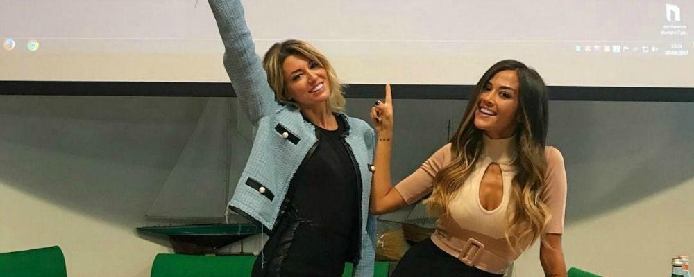 'Il processo di Biscardi' senza Aldo: arrivano le veline Giorgia Palmas ed Elena Barolo