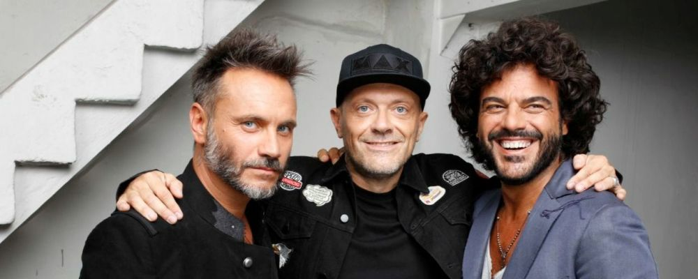 Nek, Max Pezzali, Francesco Renga insieme per un tour speciale