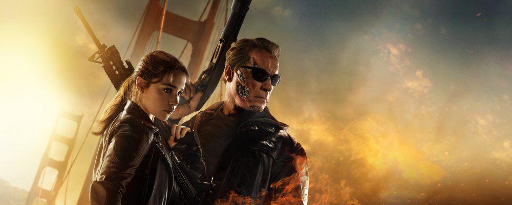 Terminator Genisys: trama, cast e trailer del film con Arnold Schwarzenegger