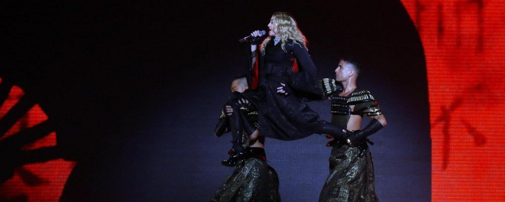 Madonna con il Rebel Heart Tour, Sting Tra musica e libertà: la musica di Canale 5
