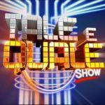 Tale e quale show 2018, terza puntata 28 settembre: doppio Baglioni sul palco, anticipazioni