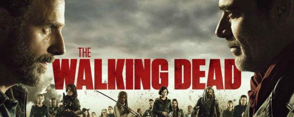 Jamie Lannister a Cagliari, The Walking Dead 8 come un incontro tra Stallone e Schwarzenegger