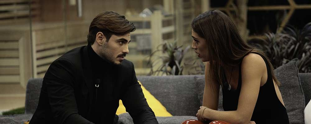 Grande Fratello Vip 2, i retroscena dell'addio tra Cecilia Rodriguez e Francesco Monte