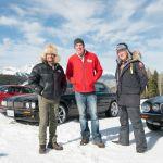 The Grand Tour: Clarkson, Hammond e May dal Colorado alle Alpi nella seconda stagione