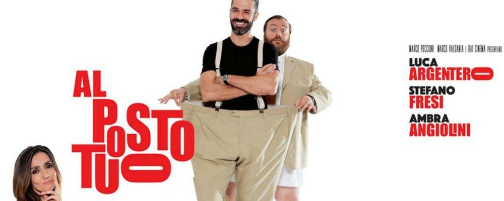 Al posto tuo: trama, cast e curiosità del film con Ambra Angiolini e Luca Argentero