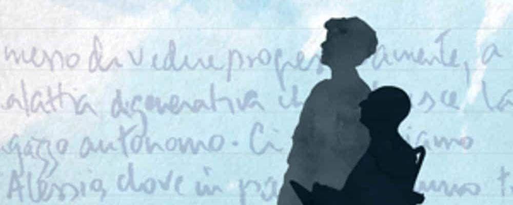 """""""Nessuno può volare"""", la sfida alla disabilità di Simonetta Agnello Hornby e suo figlio George"""