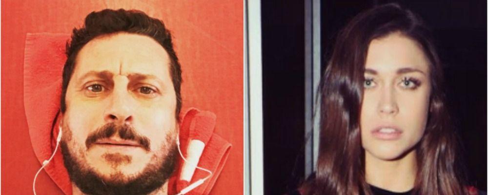 Luca Bizzarri e l'ex velina Ludovica Frasca si sarebbero detti addio