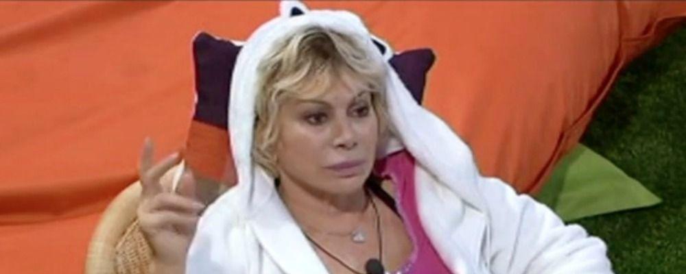 Grande Fratello Vip 2, Carmen Russo: 'Enzo Paolo Turchi? Non era il mio tipo'