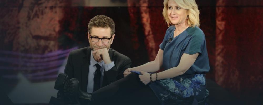 Che tempo che fa, quarta puntata: ospiti i genitori di Giulio Regeni e Andrea Camilleri