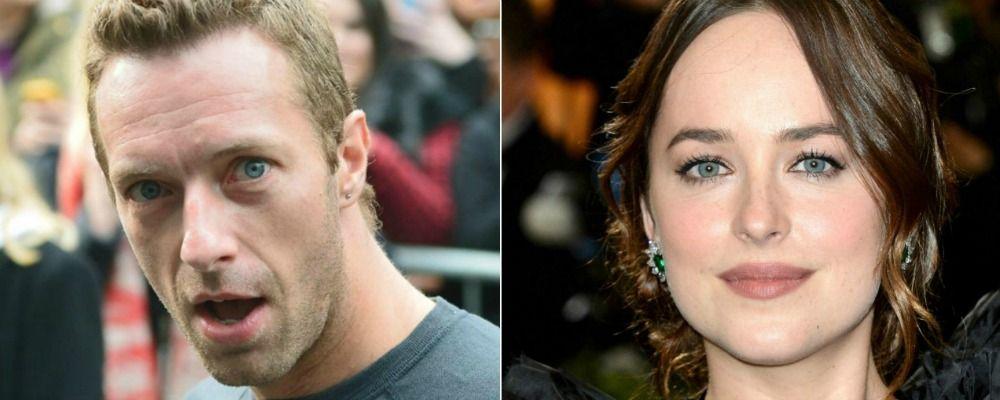 Chris Martin e Dakota Johnson, un tatuaggio per due