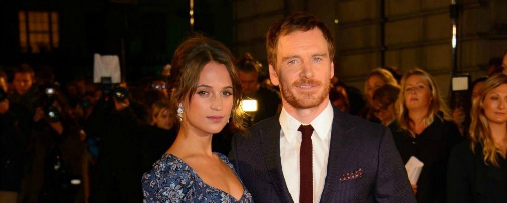 Michael Fassbender e Alicia Vikander sposi in gran segreto a Ibiza
