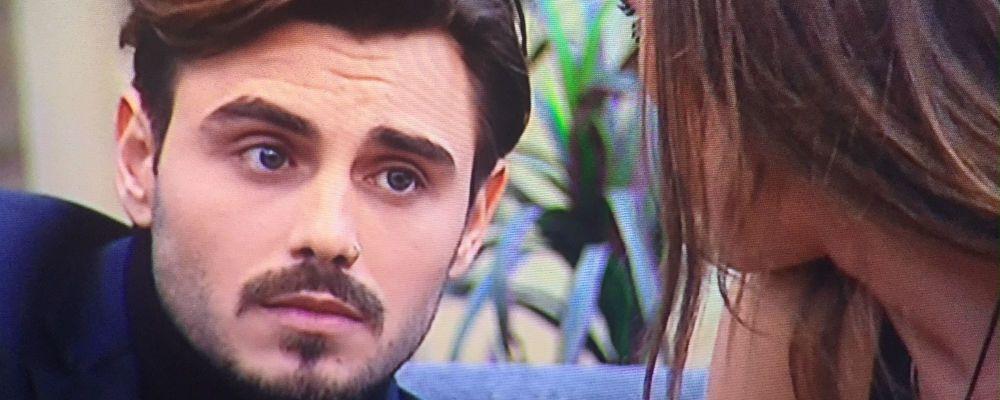 Grande Fratello Vip 2, Cecilia Rodriguez a Francesco Monte: 'Non aspettarmi, devo pensare a me stessa'
