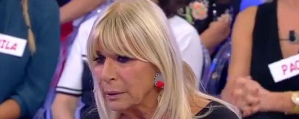 Uomini e donne, Gemma umiliata da Gianfranco