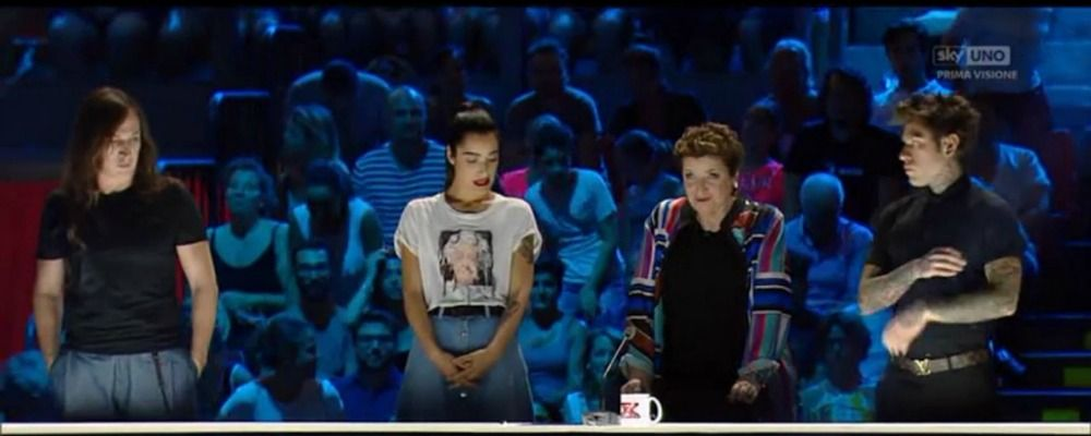 X Factor 2017, prima puntata di Bootcamp: le scelte di Fedez e Manuel Agnelli