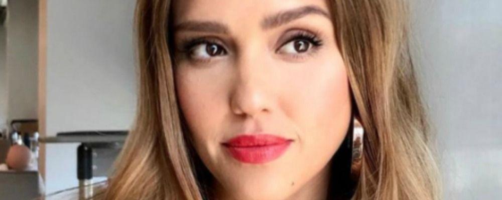 Jessica Alba ancora mamma: è nato Hayes