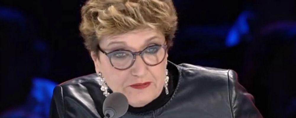 X Factor 2017, primo live: lite tra Maionchi e Agnelli e il messaggio contro la violenza sulle donne