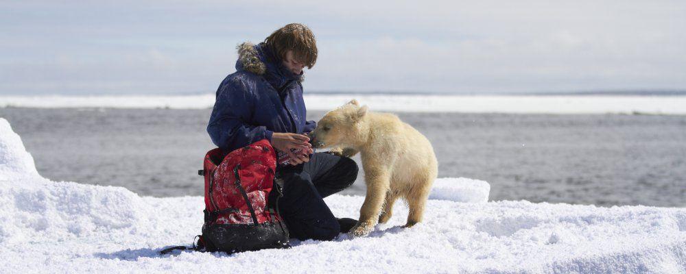 Il mio amico Nanuk: trama, cast e curiosità del film ambientato al Polo