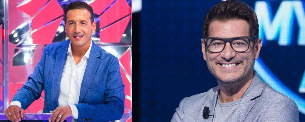 Enrico Papi e Alessandro Greco: presente e futuro del Quiz Show