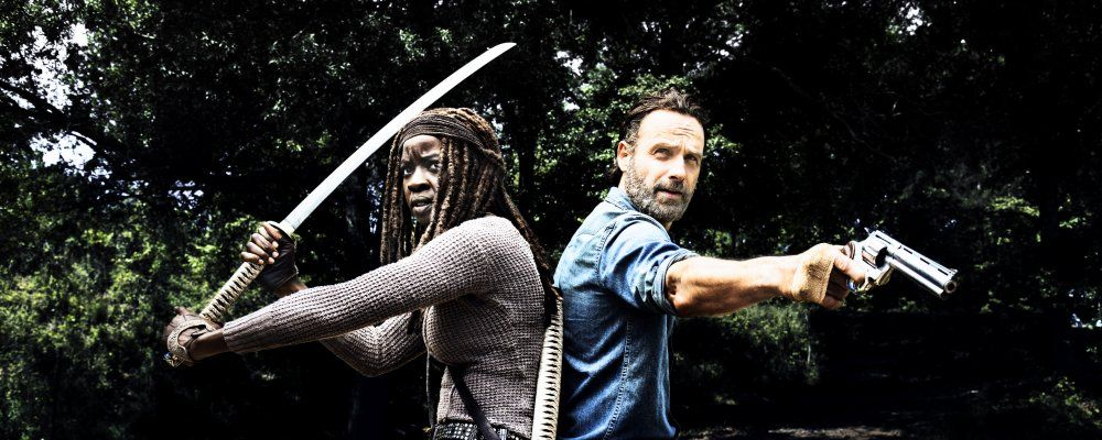 The Walking Dead 8, la nuova stagione al via con l'episodio 100