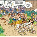 Asterix e la corsa d'Italia, esce il nuovo fumetto dedicato agli irriducibili galli