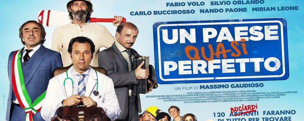 Un paese quasi perfetto: trama, cast e curiosità del film con Fabio Volo e Miriam Leone