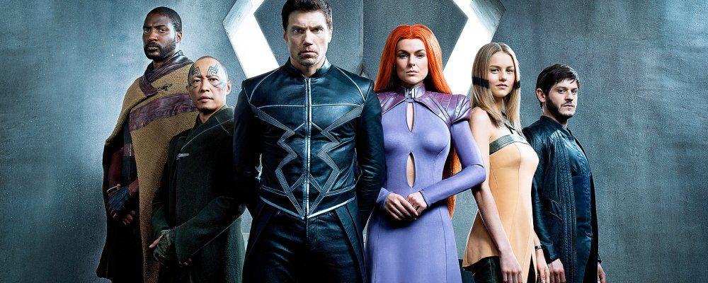 Marvel's Inhumans, la famiglia reale ma di supereroi sbarca su Fox
