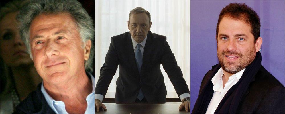 Hollywood nella bufera: accuse di molestie a Kevin Spacey, Brett Ratner e Dustin Hoffman