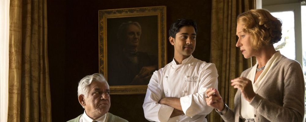 Amore, cucina e curry: trama, cast e curiosità del film con Helen Mirren
