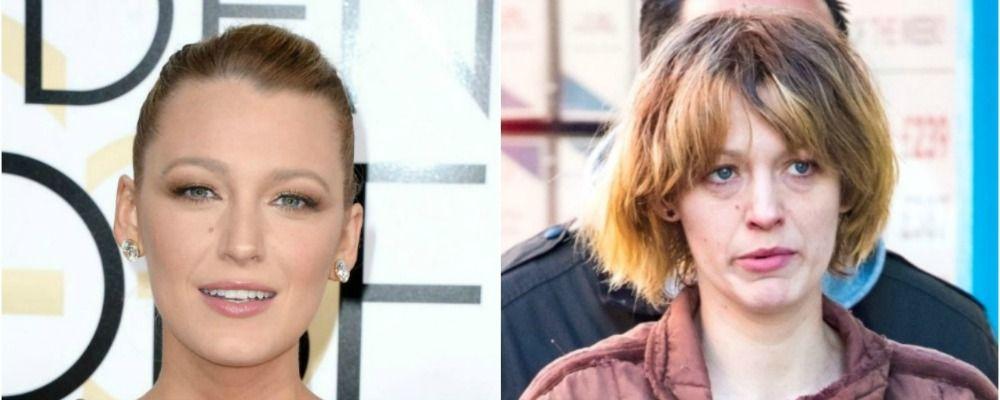 Blake Lively, la star di Gossip Girl cambia look ed è irriconoscibile