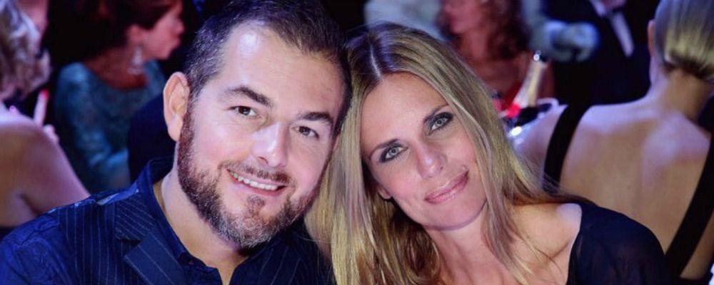 Daniele Bossari con una donna che non è Filippa Lagerback: 'È un'amica'