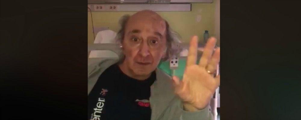 Bruno Arena compie 63 anni e torna a recitare in Uno di noi