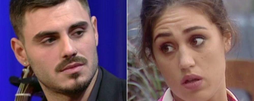 Grande Fratello Vip 2018, Francesco Monte difende a sorpresa Cecilia Rodriguez
