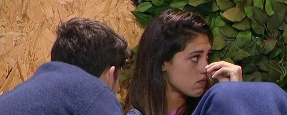 Grande Fratello Vip 2, Ignazio Moser consola Cecilia Rodriguez: 'Non hai fatto niente di sbagliato'