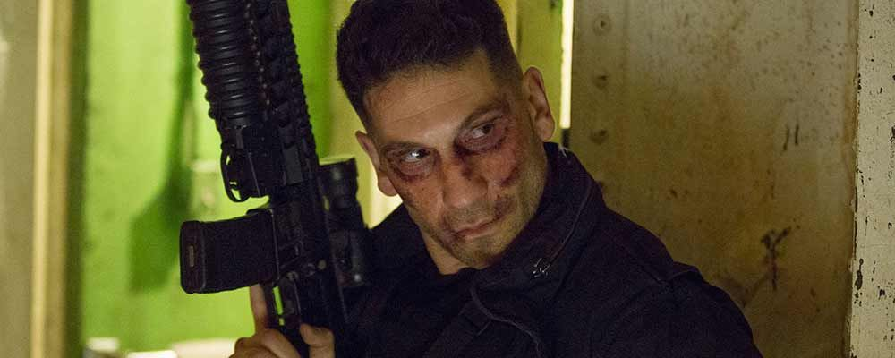The punisher, mazzate alla cecata