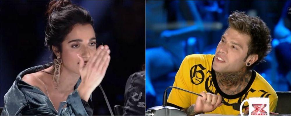 X Factor 2017, Fedez contro Levante: 'Fai la buonista ma poi fai le facce schifate'